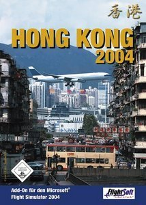 Flight Simulator 2004 - Hong Kong (Add-on) (German) (PC)