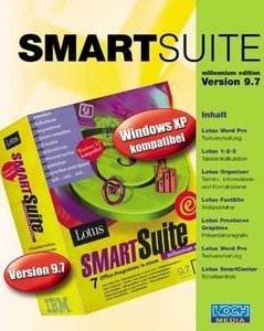 IBM: Lotus SmartSuite 9.7 Millennium Edition (PC) (AN006DE)