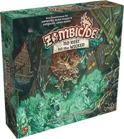 Zombicide Green Horde No Rest for the Wicked (Erweiterung)