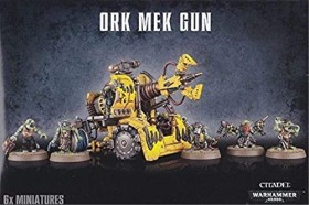 Games Workshop Warhammer 40.000 - Orks - Mek Gun (99120103029)