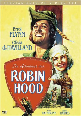 Die Abenteuer des Robin Hood (Special Editions) -- via Amazon Partnerprogramm