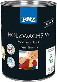 PNZ Holzwachs W Wohnraumlasur innen Holzschutzmittel antikweiß, 750ml
