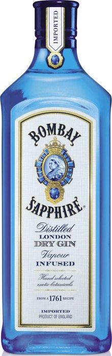Bombay Sapphire Gin 40%vol 700ml