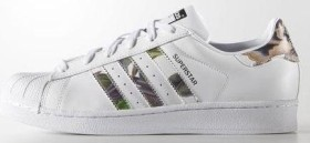 adidas Superstar white/core black (Damen) (S83382)