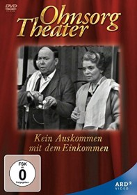Ohnsorg Theater - Kein Auskommen mit dem Einkommen (DVD)