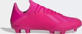 adidas X 19.3 FG shock pink (Herren) (FW0086)