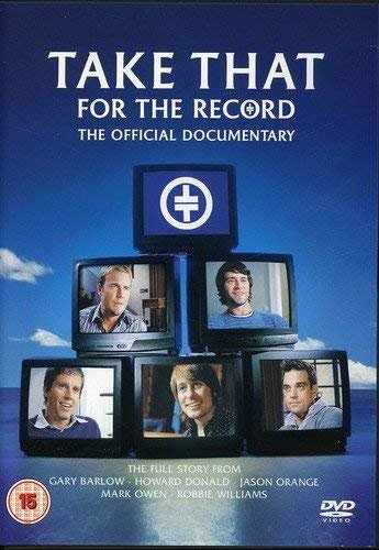 Take That - For the Records -- via Amazon Partnerprogramm