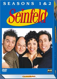 Seinfeld Box (Season 1-2)