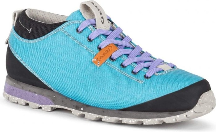 AKU Bellamont Air Shoes Women Turquoise/Lilac Größe 37 2017 Schuhe x2of3V0g