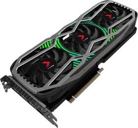 PNY GeForce RTX 3080 XLR8 Gaming Revel Epic-X RGB Triple Fan Edition, 10GB GDDR6X, HDMI, 3x DP (VCG308010TFXPPB)