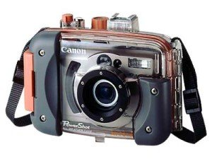 Canon AW-PS110 underwater case (3235A002) -- Adobe ImageReady