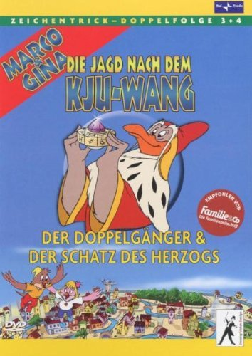 Die Jagd nach dem Kju-Wang Vol. 2 (Folgen 3-4) -- via Amazon Partnerprogramm