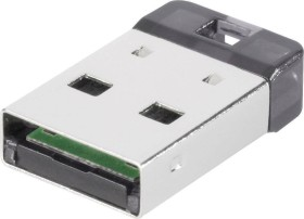 Conrad renkforce Bluetooth Stick, Bluetooth 4.0, USB-A 2.0 [Stecker] (1491408)
