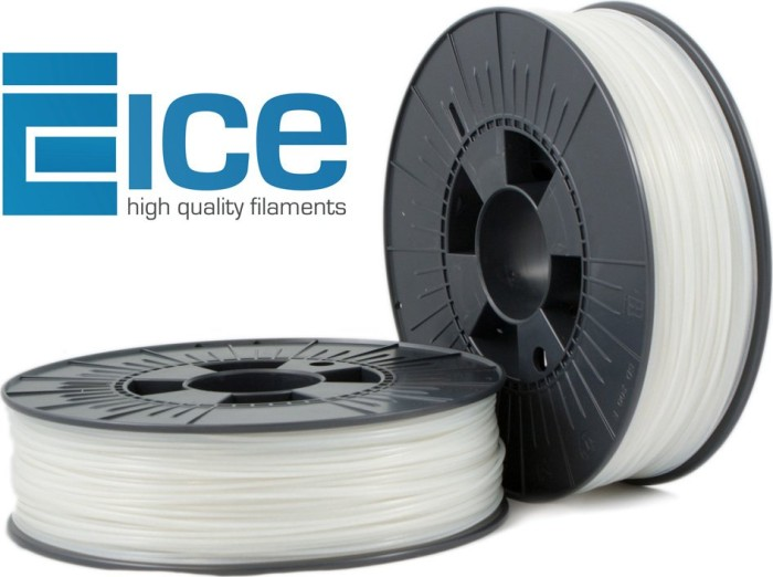 ICE-Filaments PLA, Glow in the Dark, 2.85mm, 750g (ICEFIL3PLA050)