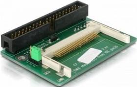 DeLOCK CF single-slot-Card Readers, IDE 40-Pin [socket] (91645)