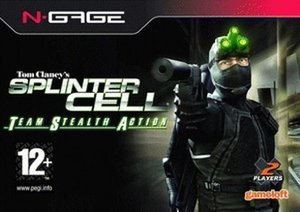 Tom Clancy's Splinter Cell (N-Gage)