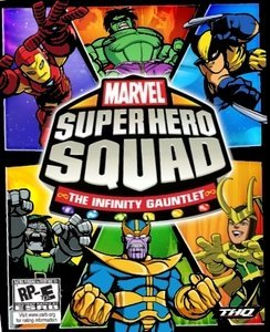 Marvel Super Hero Squad: The Infinity Gauntlet (englisch) (3DS)