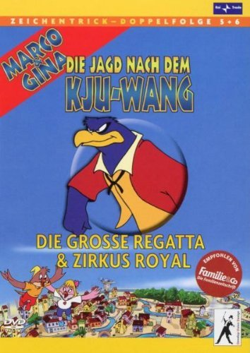 Die Jagd nach dem Kju-Wang Vol.  3 (Folgen 5-6) -- via Amazon Partnerprogramm