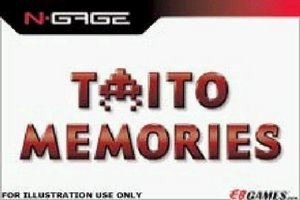 Taito Memories (N-Gage)