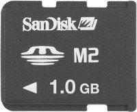 SanDisk Memory Stick [MS] Micro M2 1GB (SDMSM2-1024)