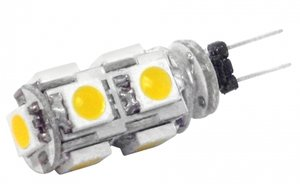 Bioledex 9 HighPower SMD LED Spot G4 360° warm white (SG4-0971-144)