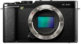 Fujifilm X-M1 schwarz Body