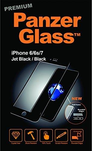 PanzerGlass Displayschutz Premium für Apple iPhone 7 schwarz (2614) -- via Amazon Partnerprogramm