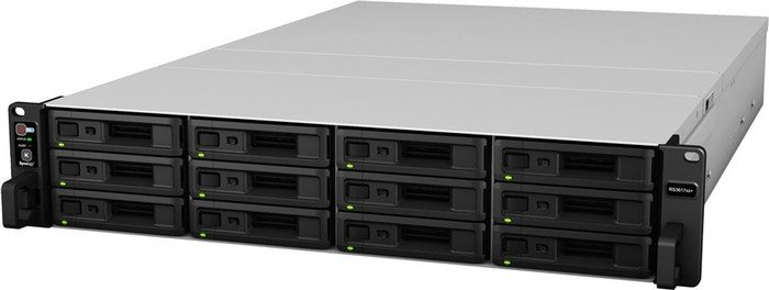 Synology RackStation RS3617xs+ 60TB, 8GB RAM, 2x 10GBase/4x Gb LAN