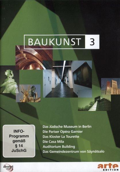 Baukunst Vol. 3 -- via Amazon Partnerprogramm