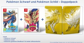 Pokémon: Sword & Shield Double Pack (Switch)