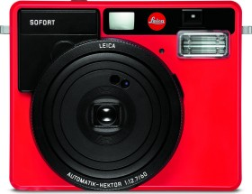 Leica SOFORT rot