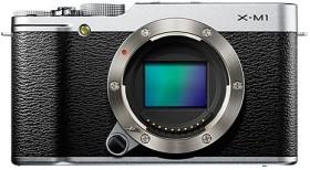 Fujifilm X-M1 silber Body