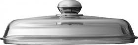 WMF Silit pans glass lid with metal knob 28cm (21.5112.4160)