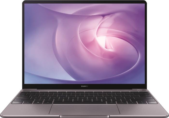 Huawei Matebook 13 Space Gray, Core i5-8265U, 8GB RAM, 256GB SSD, Windows 10 [Wright-W19A] (53010FXV)