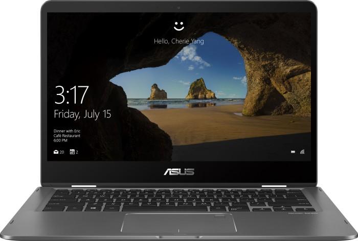 ASUS Zenbook Flip 14 UX461FA-E1087T Slate Grey (90NB0K11-M01280)