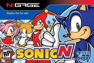 Sonic N (N-Gage)