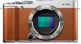 Fujifilm X-M1 braun Body
