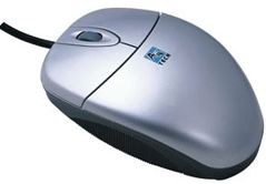 A4Tech MSW-5 mini Wheel Mouse, PS/2 & USB