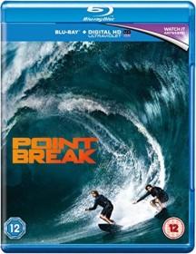 Point Break - Find your breaking point (UK) (Blu-ray)