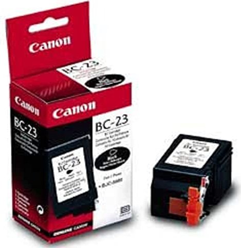 Canon Printhead with ink BC-23 black (0897A002)
