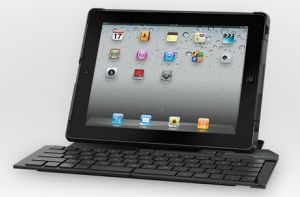 Logitech Fold-Up Keyboard for iPad 2 (920-003558)