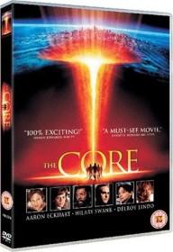 The Core (DVD) (UK)