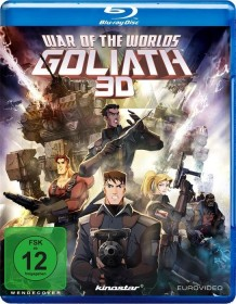 War of the Worlds: Goliath (3D) (Blu-ray)