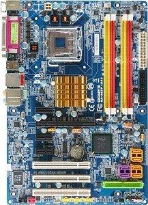 Gigabyte GA-965P-DS3 (dual PC2-6400U DDR2)