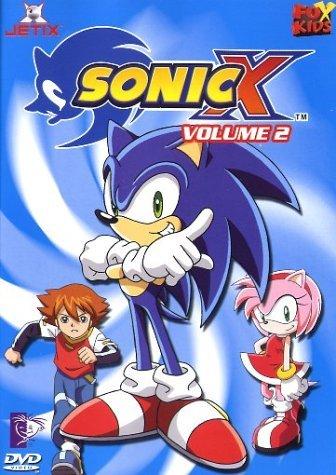 Sonic X Vol. 2 -- via Amazon Partnerprogramm