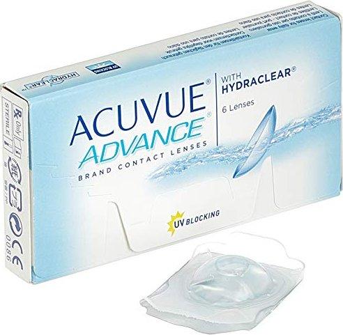 Johnson & Johnson Acuvue Advance, 6er-Pack -- via Amazon Partnerprogramm