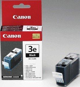Canon BCI-3eBK Tinte schwarz (4479A002)