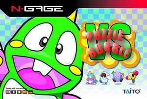Puzzle Bobble (N-Gage)