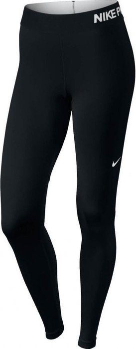 Nike Pro Hose lang schwarz/weiß (Damen) (725477-010) ab € 26,99