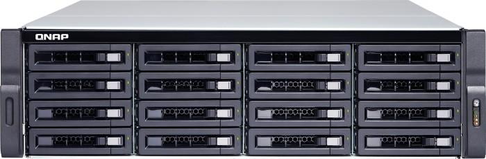 QNAP Turbo Station TS-1673U-RP-64G 160TB, 4x Gb LAN, 2x 10Gb SFP+, 3HE